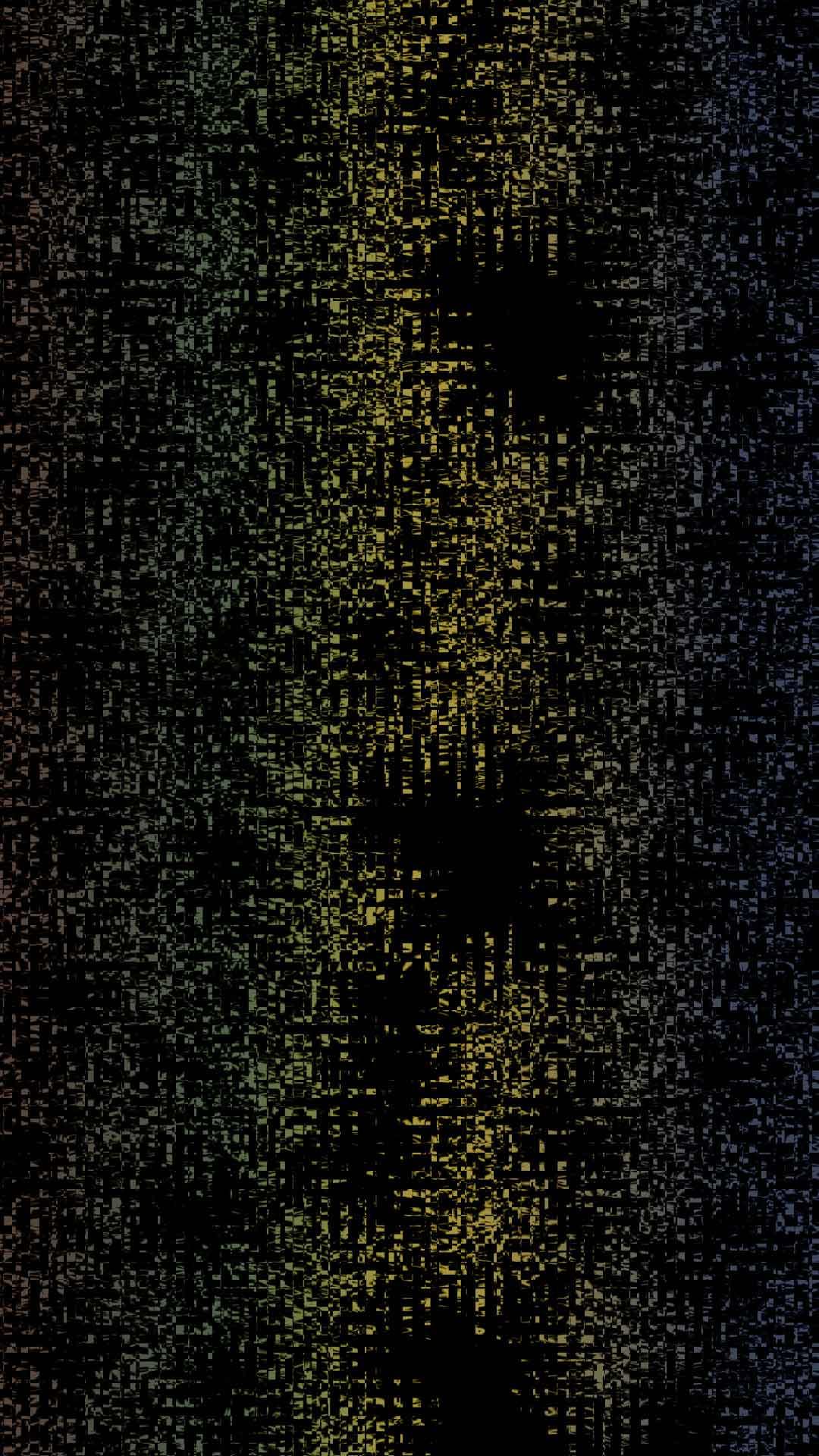 yellow black wallpaper