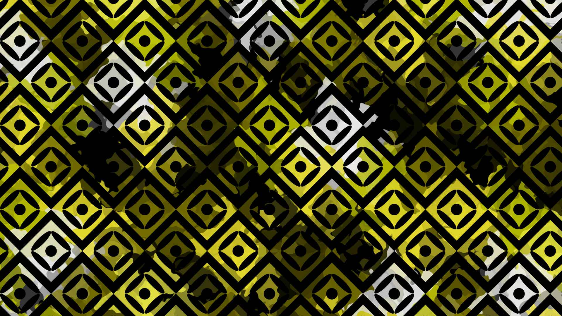 black and yellow wallpaper
