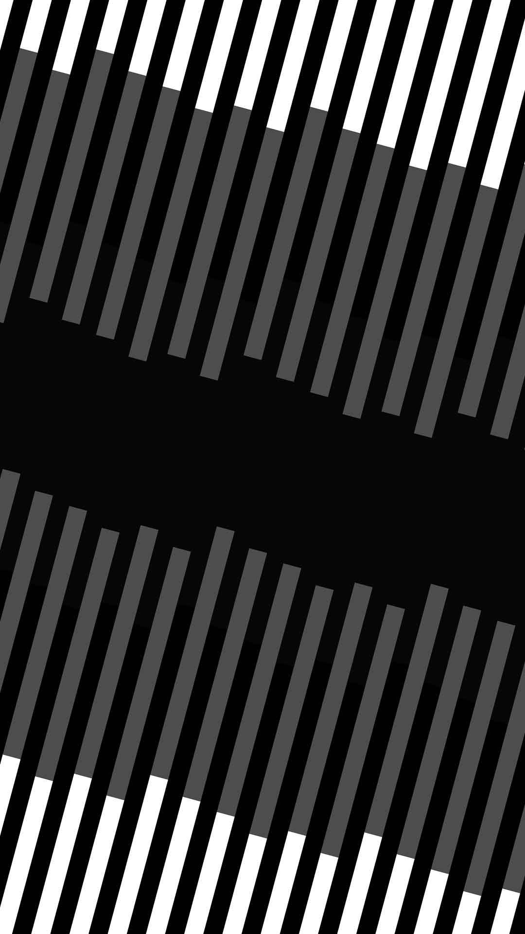 black line wallpaper
