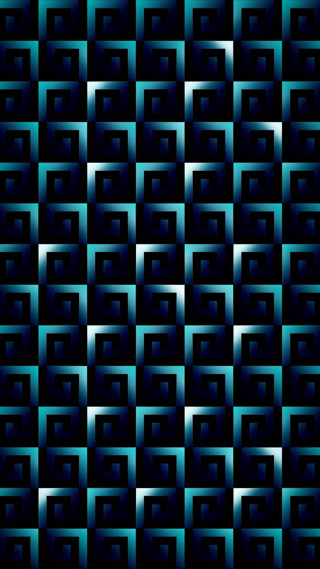 dark geometric wallpaper